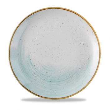 Stonecast Accents Duck Egg Blue coupe bord 28,8 cm