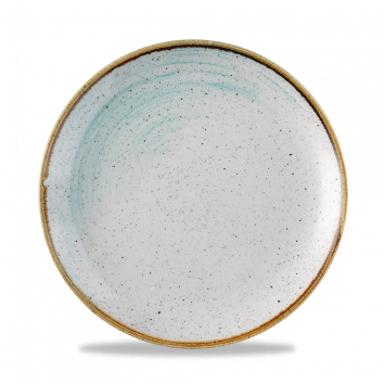 Stonecast Accents Duck Egg Blue coupe bord 21,7 cm