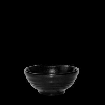 Churchill Bit on the Side ripple onyx snack bowl 28 cl