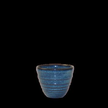 Churchill Bit on the Side ripple sapphire dip pot 11 cl
