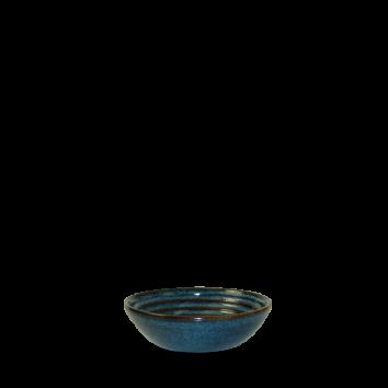 Churchill Bit on the Side ripple sapphire dip dish 11,3 cm