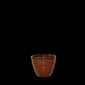 Churchill Bit on the Side ripple cinnamon dip pot 5,7 cl