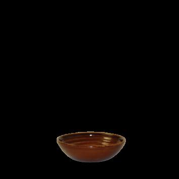 Churchill Bit on the Side ripple cinnamon dip dish 11,3 cm