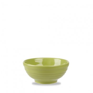 Churchill Bit on the Side ripple green snack bowl 28 cl