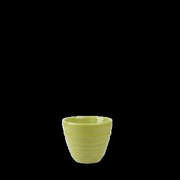 Churchill Bit on the Side ripple green chip mug 28 cl