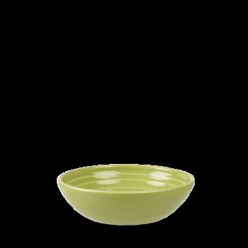 Churchill Bit on the Side ripple green dip dish 11,3 cm