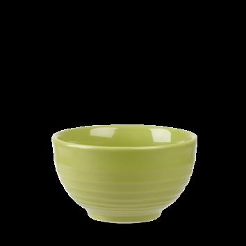 Churchill Bit on the Side ripple green bowl 56 cl