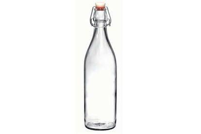 Bormioli Rocco Giara waterfles helder 1 Ltr