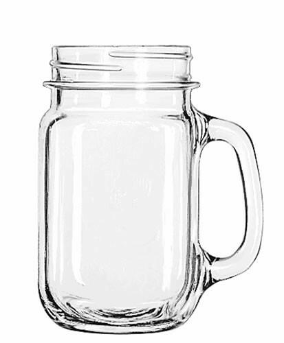Libbey Country Fair drinking jar 49 cl DOOS 12