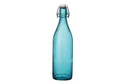 Bormioli Rocco Giara waterfles lichtblauw  spray 1 Ltr