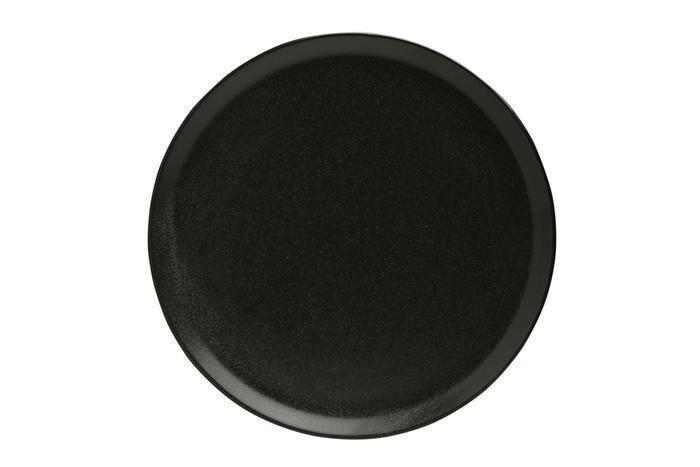 Porland Seasons Black extra plat bord 20 cm