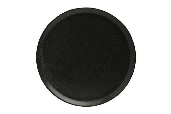 Porland Seasons Black extra plat bord 28 cm