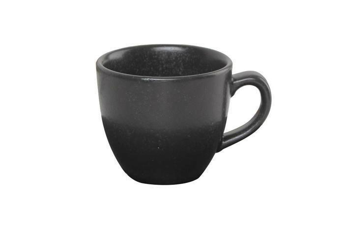 Porland Seasons Black espressokop 8 cl