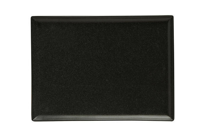 Porland Seasons Black oblong bord 27 x 21 cm