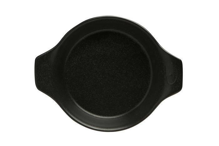 Porland Seasons Black ovenschaal 22 cm