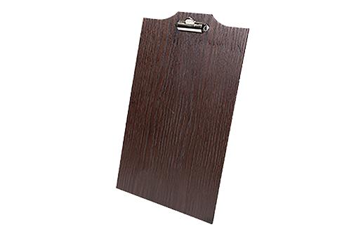 Black menu board A5 25 x 16 cm