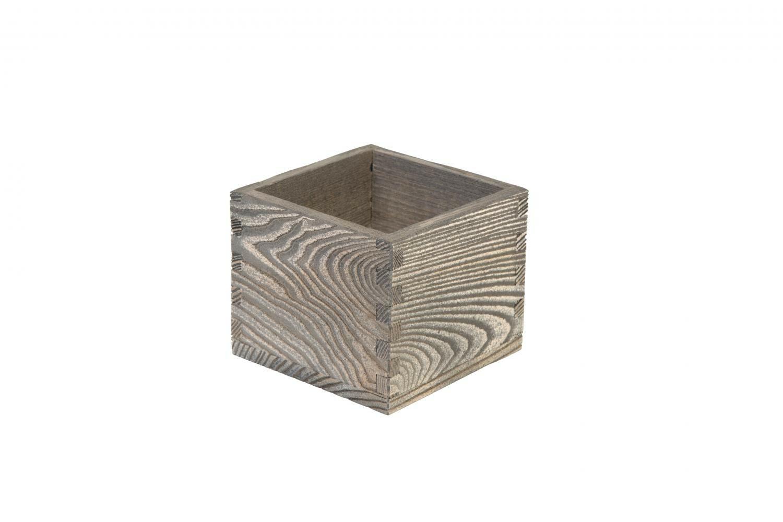 Driftwood table caddy 12 x 12 x 10(h) cm