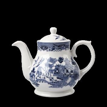 Churchill Vintage Blue Willow Sandringham tea/coffeepot 82,2 cl