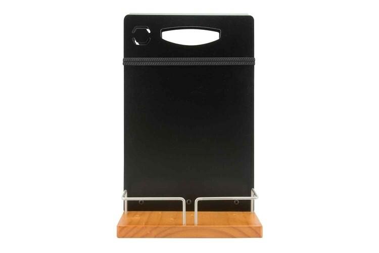 Securit tafel caddy teak  22 x 20 x 34,5(h) cm
