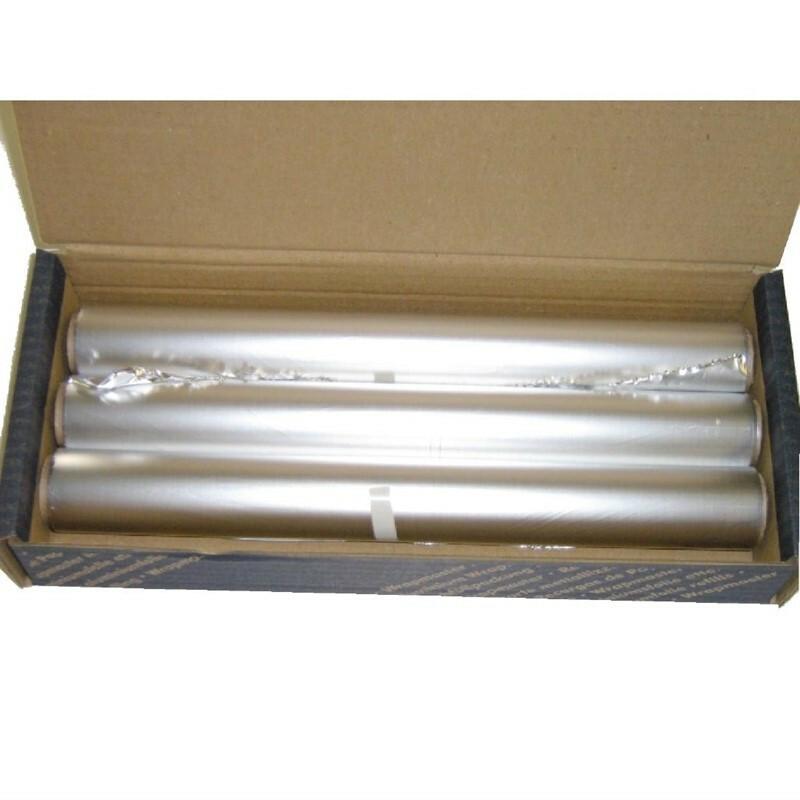 Wrapmaster Compact aluminiumfolie 30 cm breed DOOS 3