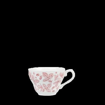 Churchill Vintage Cranberry Bramble Georgian Teacup 19,8 cl