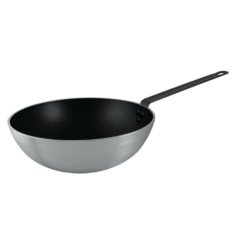 wok anti-aanbak aluminium Ø 30 cm
