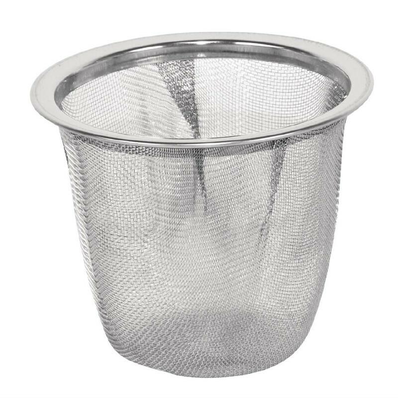 uitneembaar filter voor bovenstaande theepotten DOOS 6