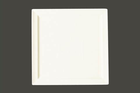 RAK Classic Gourmet bord vierkant 27 cm