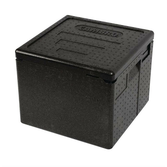 Cambro Cam Gobox thermobox bovenlader voor pizza`s tot 26,5 cm