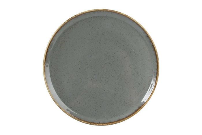 Porland Seasons Dark Grey extra plat bord 20 cm
