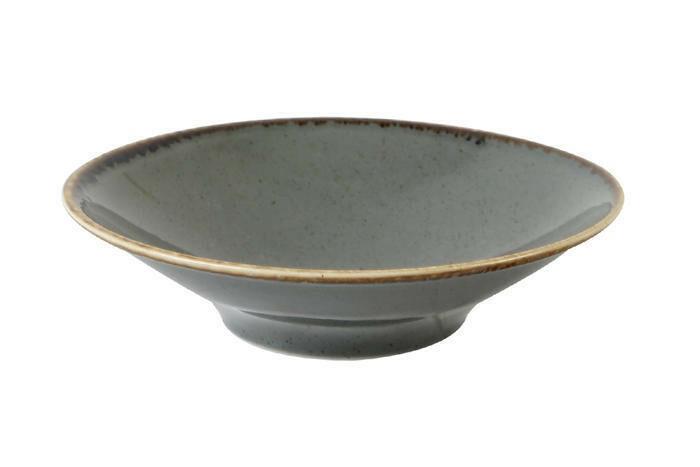 Porland Seasons Dark Grey coupe bowl 20 cm
