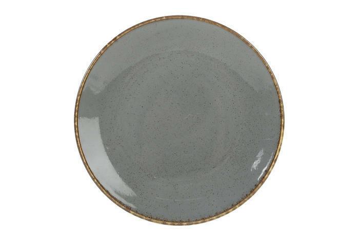 Porland Seasons Dark Grey coupe bord 24 cm