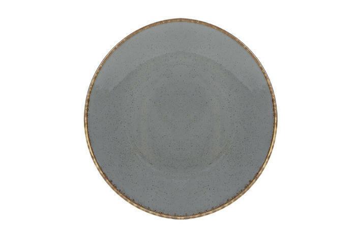 Porland Seasons Dark Grey coupe bord 28 cm
