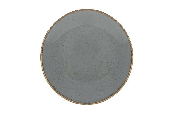 Porland Seasons Dark Grey coupe bord 18 cm