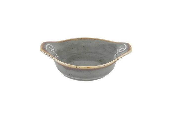 Porland Seasons Dark Grey appetizer bowl 9 cm