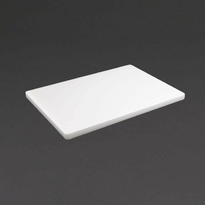 Hygiplas snijplank 45 x 30 x 2 cm WIT
