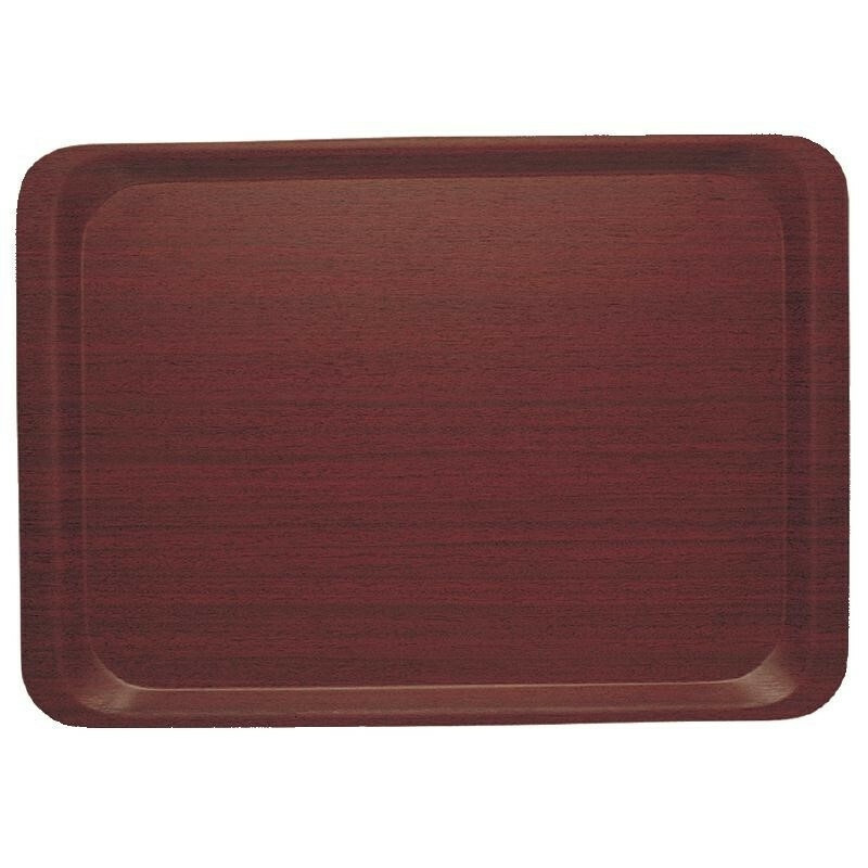 Cambro rechthoekig dienblad mahonie 43 x 33 cm