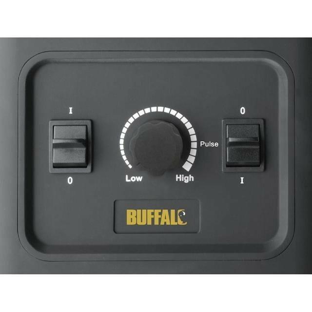 Buffalo blender met geluiddempende kap 2,5 Ltr