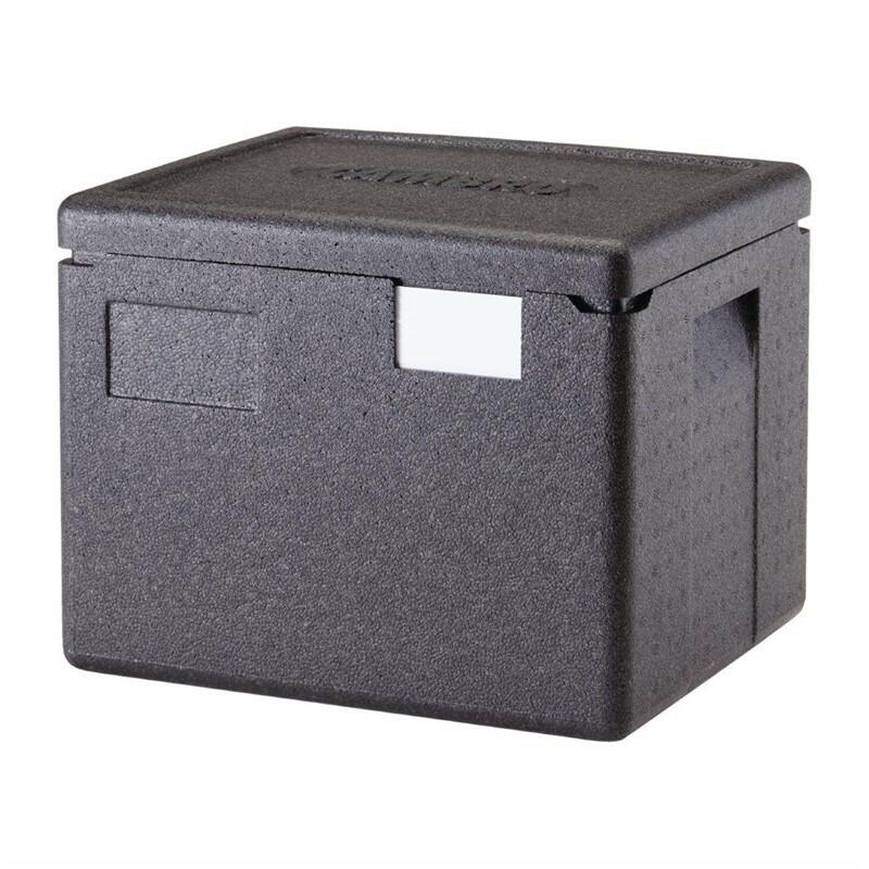 Cambro Cam Gobox thermobox bovenlader voor 1 x GN 1/2 bak diep 20 cm