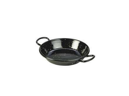emaille paella pan 10 cm