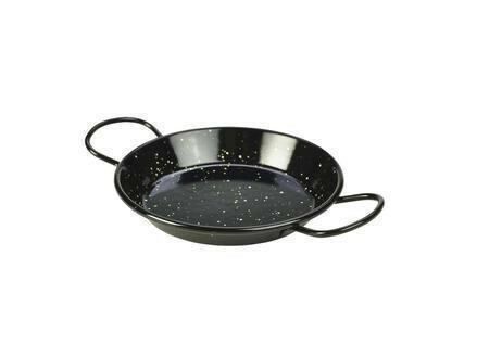 emaille paella pan 15 cm