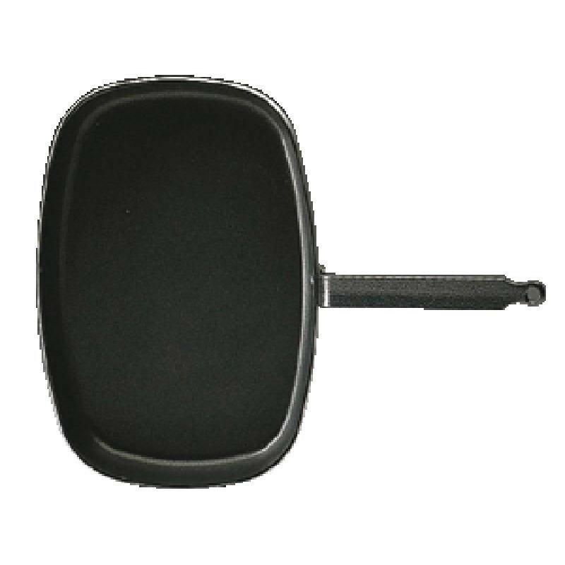 Bourgeat vispan anti-aanbak aluminium rechthoek 38 cm