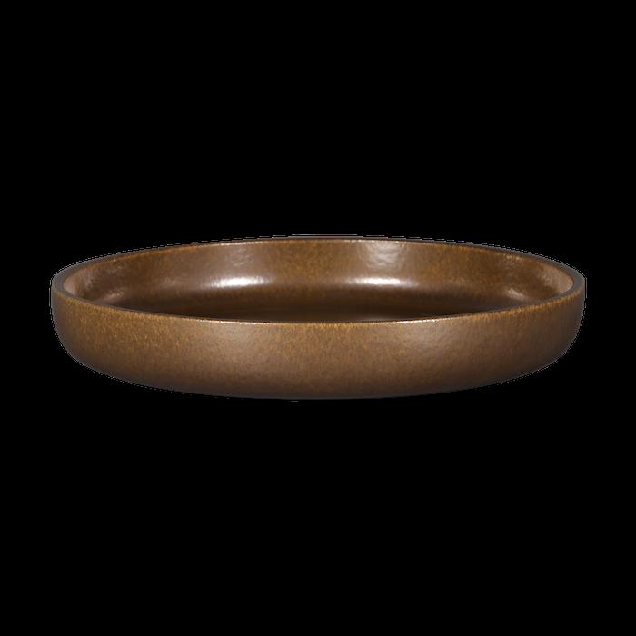 RAK Ease Rust bord diep opstaande rand 28 x 4,5(h) cm