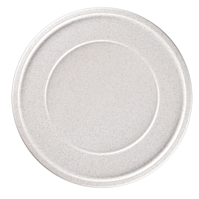 RAK Ease Clay bord plat met rand 20 cm