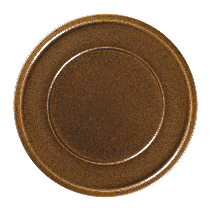 RAK Ease Rust bord plat met rand 20,5 cm