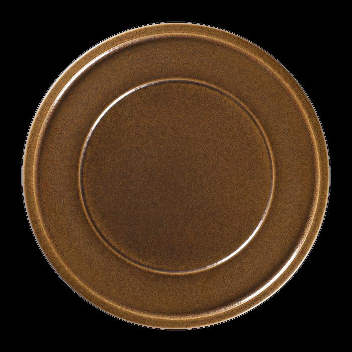 RAK Ease Rust bord plat met rand 24 cm