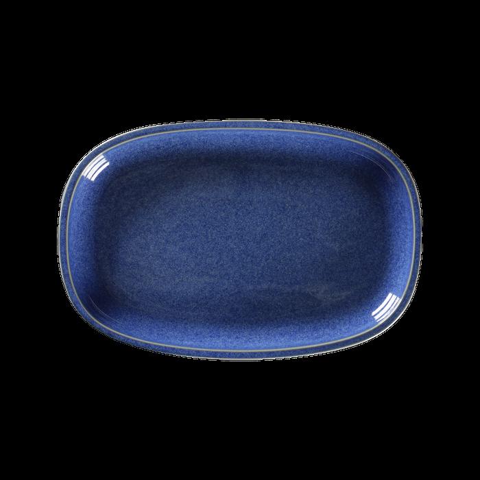 RAK Ease Cobalt bord ovaal 22,5 x 15 x 2,5(h) cm