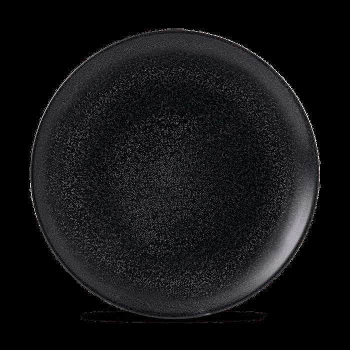 Dudson Evo Origins Midnight Black coupe bord 26 cm