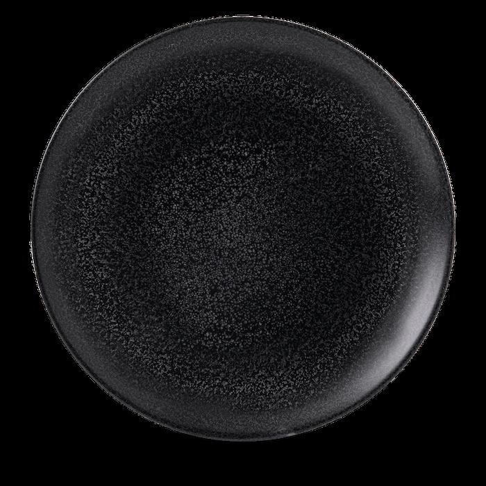 Dudson Evo Origins Midnight Black coupe bord 28,8 cm