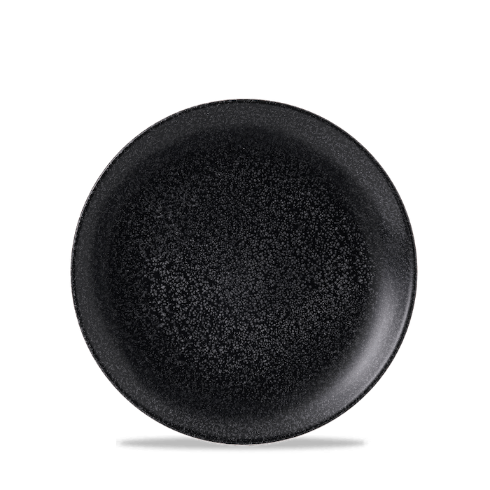 Dudson Evo Origins Midnight Black coupe bord 16,5 cm